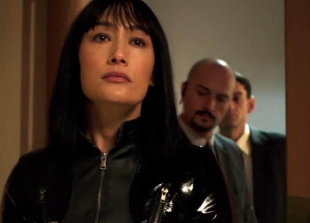 Anna, salah satu scene dalam the protege (sumber aku IG The Protege Movie Official )