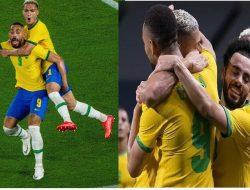Yokohama Stadiom Saksikan Kembali Brazil Rebut Emas Olimpiade 2020 Habisi Spanyol 2-1 Perpanjangan Waktu