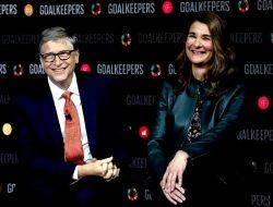 Bill Gates dan Melinda French Gates Resmi Bercerai Pasangan Miliki $ 150 Miliar