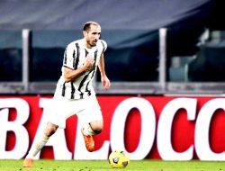 Giorgio Chiellini Dipinang Kembali Juventus Hingga 2023