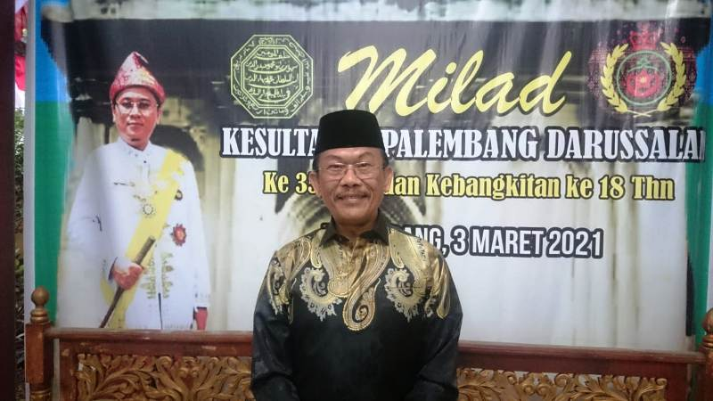 Ketua Pujasuma Hernoe