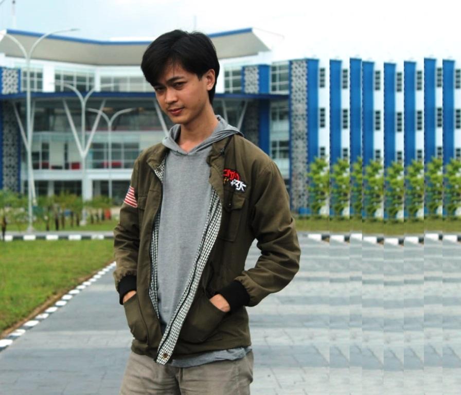 Abdan Syakuran, Mahasiswa IUN Raden Fattah Palembang