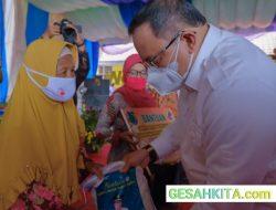 Bupati Dodi Reza Terus Upayakan Turunkan Kemiskinan Dengan Membangun