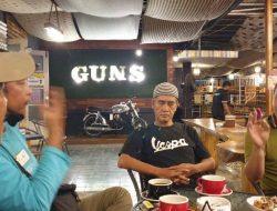 Guns Café Tempat Digemari Para Pelancong Di Palembang, Ternyata Sudah Mengantongi CHSE