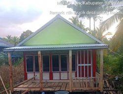 Pemdes Upang Makmur Anggarkan Sebagian Dana Desa Untuk Program RTLH Tahun 2021