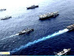 Amerika Dan Sekutu Semakin Bernafsu Merangsek Indo Pasifik Sekjen PBB Pun Getir