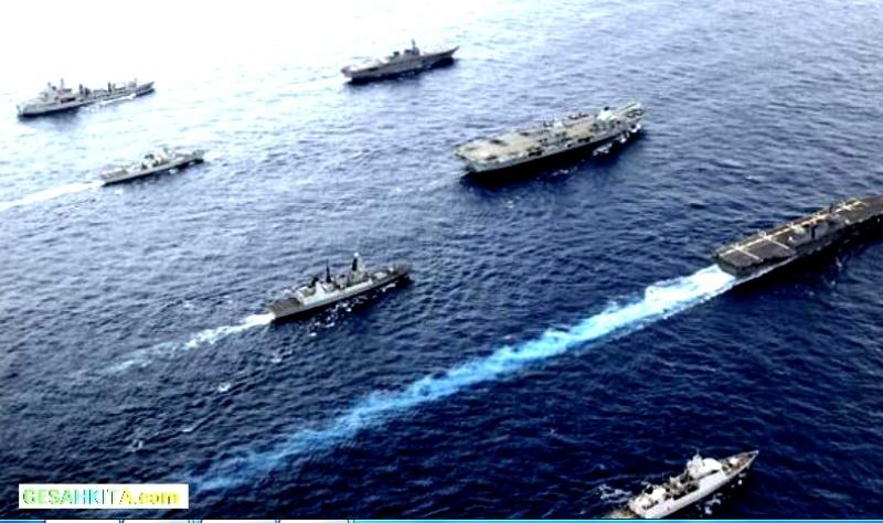 Indo Pacific kapal