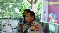 Kabid Humas Polda Sumsel Kombes Pol Drs Supriadi