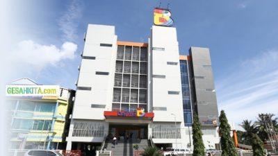 Kampus Universitas Bina Darma Palembang
