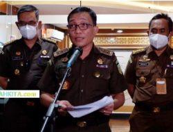 Kejagung Tetapkan 2 Tersangka Korupsi BUMD PDPDE Sumsel