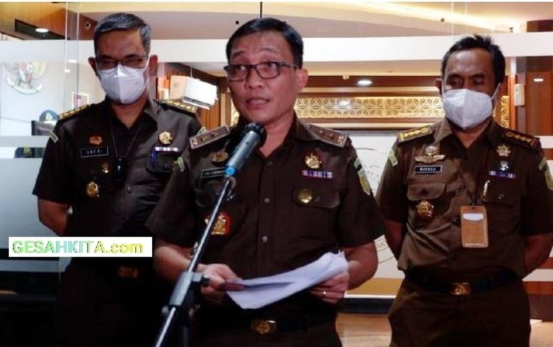 Kapuspenkum Kejagung Leonard Eben Ezer Simanjuntak (Foto Doc Kejagung)