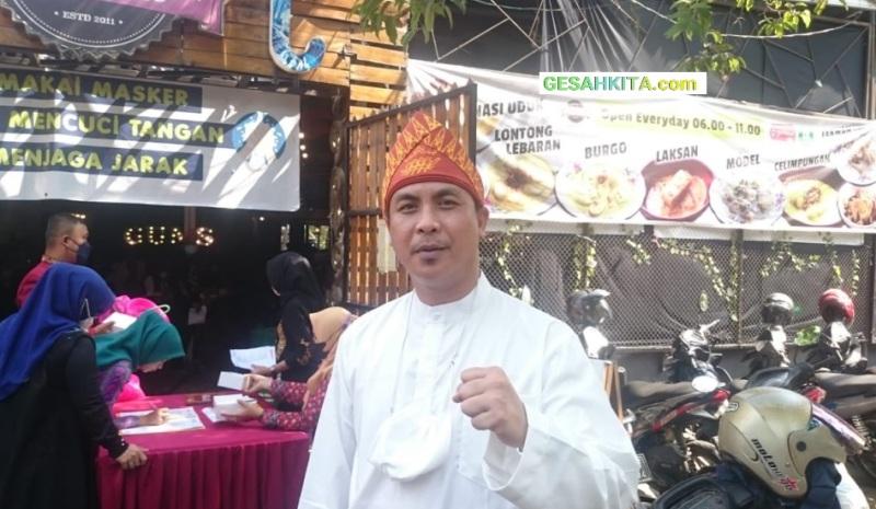 Ketua DKP, MS. Iqbal Rudianto.