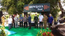 Momentum on the 2021 Sriwijaya Coffee and Culinary Fest