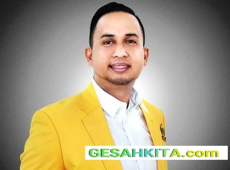 Muhammad Hidayat DPD Partai Golongan Karya (Golkar) Kota Palembang