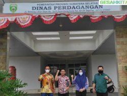 Kunker DPRD Oku : Cikal Bakal Raperda Swalayan Lindungi Rasa Keadilan Pelaku Pasar Tradisional