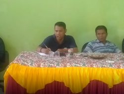 Pemdes Bengkuang Sosialisasikan Persiapan 7 Unit Pembangunan RTLH
