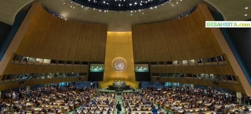 Sidang Umum PBB, Foto Sumber UN org