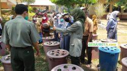 Sosialisasi Kewirausahaan Ternak Lele Di SMAN 10 Palembang
