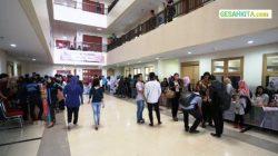 Suasana Perkuliahan Kampus Universitas Bina Darma Palembang Lantai 2 Sebelum Pandemi (Foto Sumber Situs Kampus UBD)