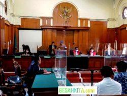 Sidang Perdana Kasus Nurhadi Jurnalis Tempo, Pembacaan Dakwaan JPU