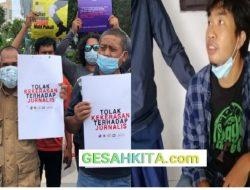 Jelang Sidang Kasus Kekerasan Terhadap Jurnalis Nurhadi, Organisasi HAM AHRC Dan AJI Serukan Dukungan Global