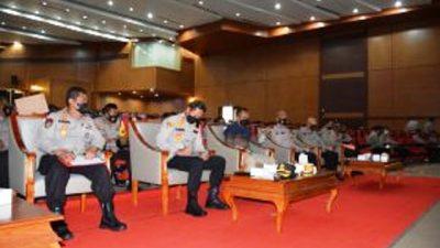 Suasana Saat 316 Anggota Polres Muba Jalani Tes Psikologi (Foto Humas Polres Muba)