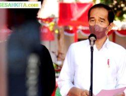 Kepada Polri Jokowi Minta Tegas Dengan Mafia Tanah