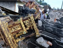 Bali Rocked By Magnitude 4.8 Earthquake Killed At Least 3 Died 7 Injured