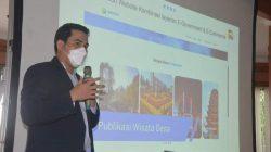 Wakil Rektor Bidang Riset Inovasi & Teknologi Universitas Bina Darma Dr. Edi Surya Negara Harahap