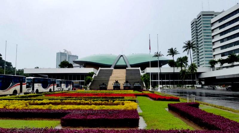 Gedung DPR RI Senayan