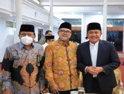 Disebut Gubernur Sumsel Peran Penting Tokoh Agama Dalam Mewujudkan Pembangunan Daerah