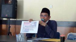 Plt Kepala Dinas kabupaten Musi Rawas Ardi Irawan, ST.