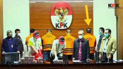 Suasana Press Konferens KPK Jakarta