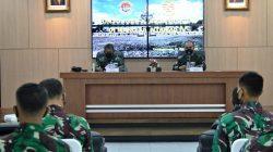 SEGENAP PRAJURIT TNI AL TANJUNGPINANG TERIMA KUNJUNGAN KERJA DISKUAL TAHUN 2021