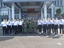 17 ORANG PUTRA PUTRI TERBAIK KEPRI CABA PK TNI AL SIAP IKUTI SELEKSI TINGKAT PUSAT