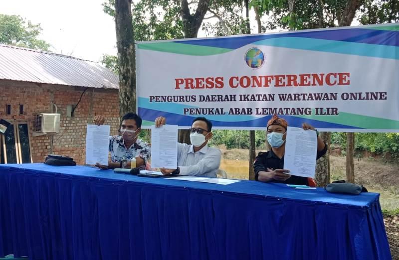 Suasana Press Konferens