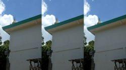 Tangkapan Layar Pembangunan Masjid Tholabul Quran Rantau Alai Ogan Ilir
