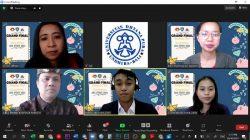 Tangkapan Layar Suasana Kompetisi Bisnis Plan UMKM Mahasiswa YAng Mana Susi, Mahasiswa UBD Memenangkan Juara III 1