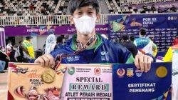 Fajar Ali, Gold Medal Gymnast From South Sumatra