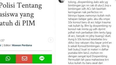 tangkapan layar akun IG Netizen