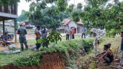 Foto Lokasi Direncanakan Bakal Dibangun Drainase