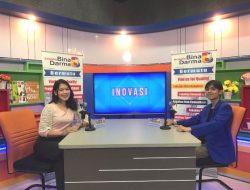 "Aplikasi Kape, Hadirkan 'Kampung Pempek"" Dalam Genggaman Dibahas Pada Podcast Riset & Inovasi UBD"